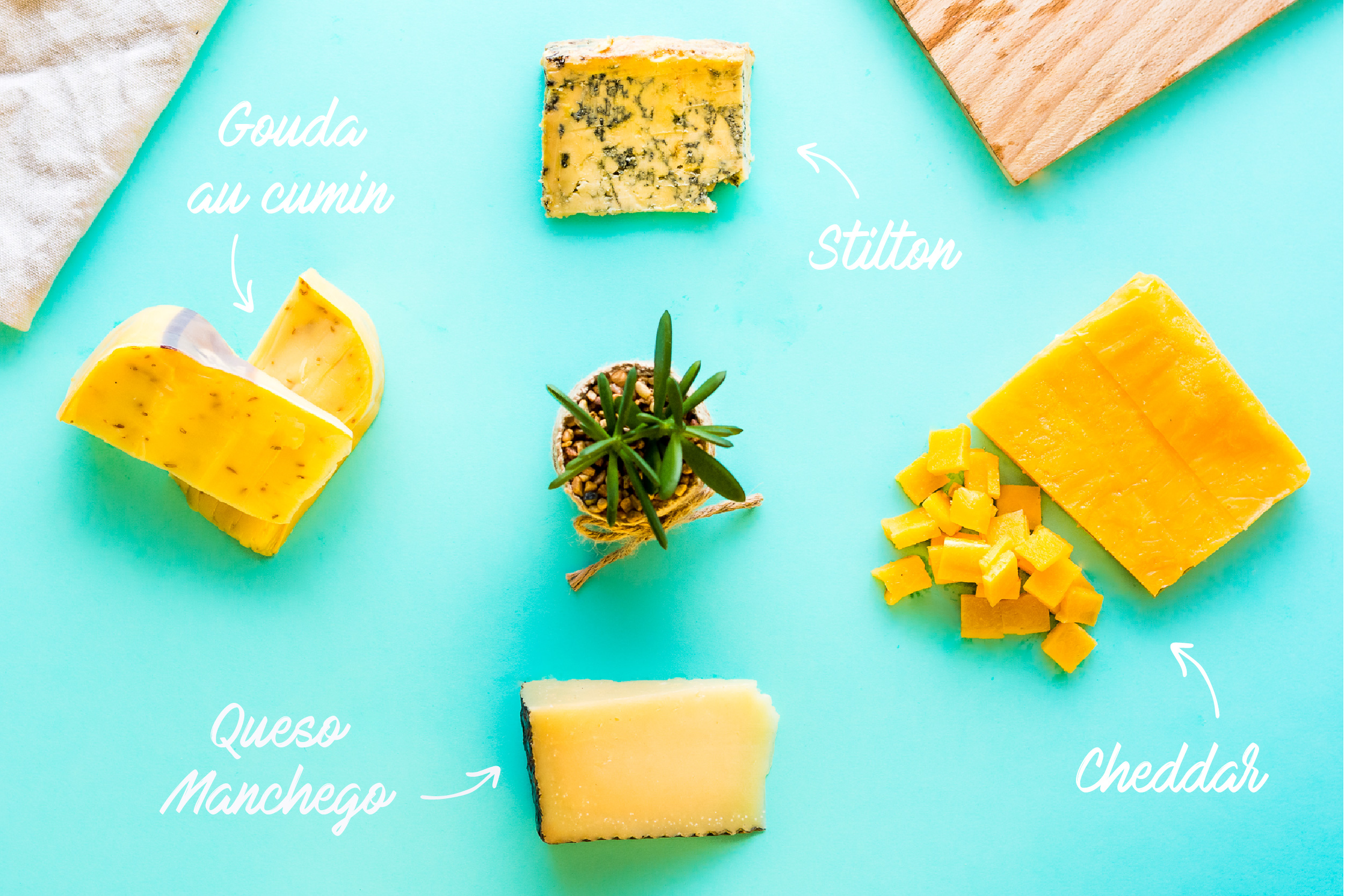 La Box Fromage - Septembre 2018